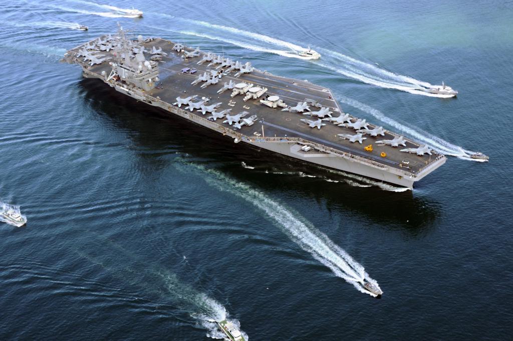 Difesa, Usa punta sulla Marina Militare: sarà più potente