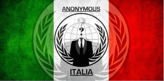 """Anonymous: """"Ecco come lo Stato italiano tradisce i suoi militari"""""""
