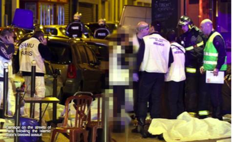 Isis continua a minacciare l'Occidente: altri attacchi come al Bataclan