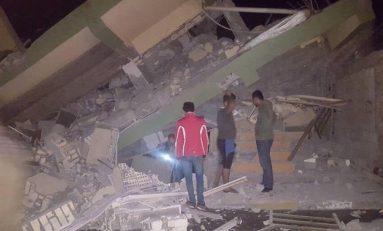 Forte terremoto in Iran, scossa di magnitudo 7.2 a confine con Iraq
