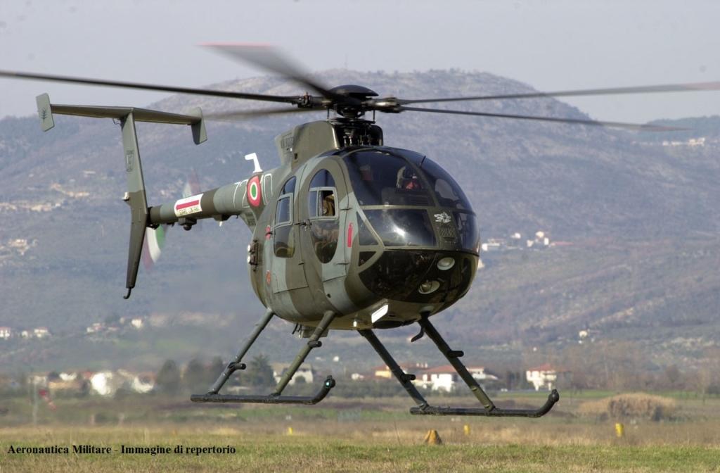 Aeronautica: atterraggio pesante elicottero 72° stormo, illesi i due piloti