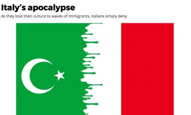 Apocalisse Italia: per il Washington Times è un Paese in forte declino