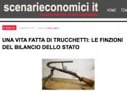 Scenarieconomici: le finzioni del bilancio dello Stato