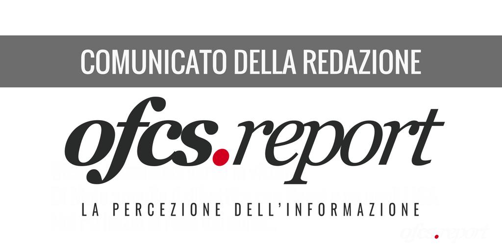 Ofcs.report di nuovo online