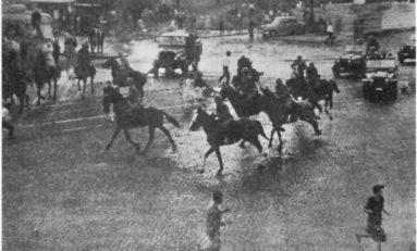 Roma, 7 ottobre 1960: Il ricordo di una carica