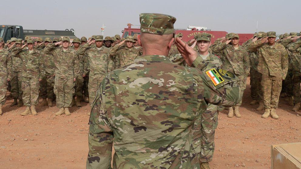 Niger, continua lo schieramento italiano: inaugurata prima sede ambasciata