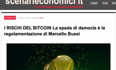 I rischi del Bitcoin: la spada di Damocle è la regolamentazione