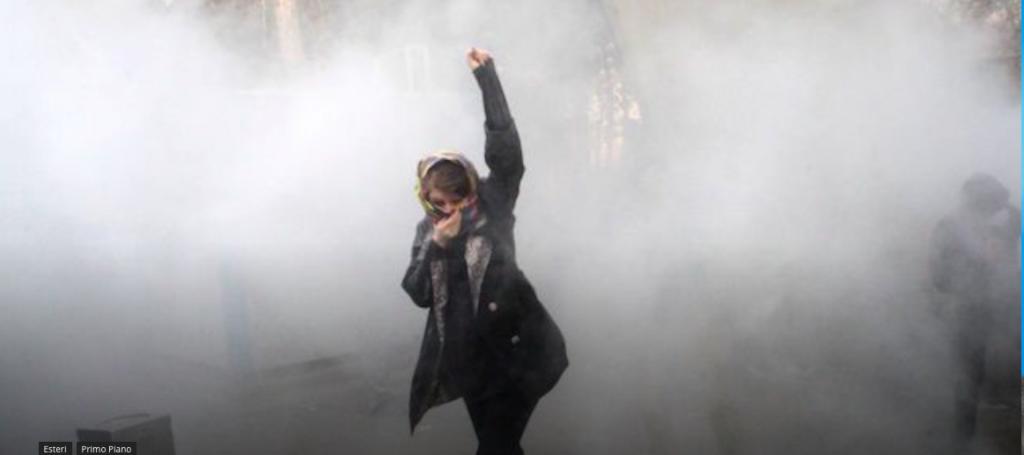 """Il Primato Nazionale: """"Capire le proteste in Iran, nonostante Saviano"""""""