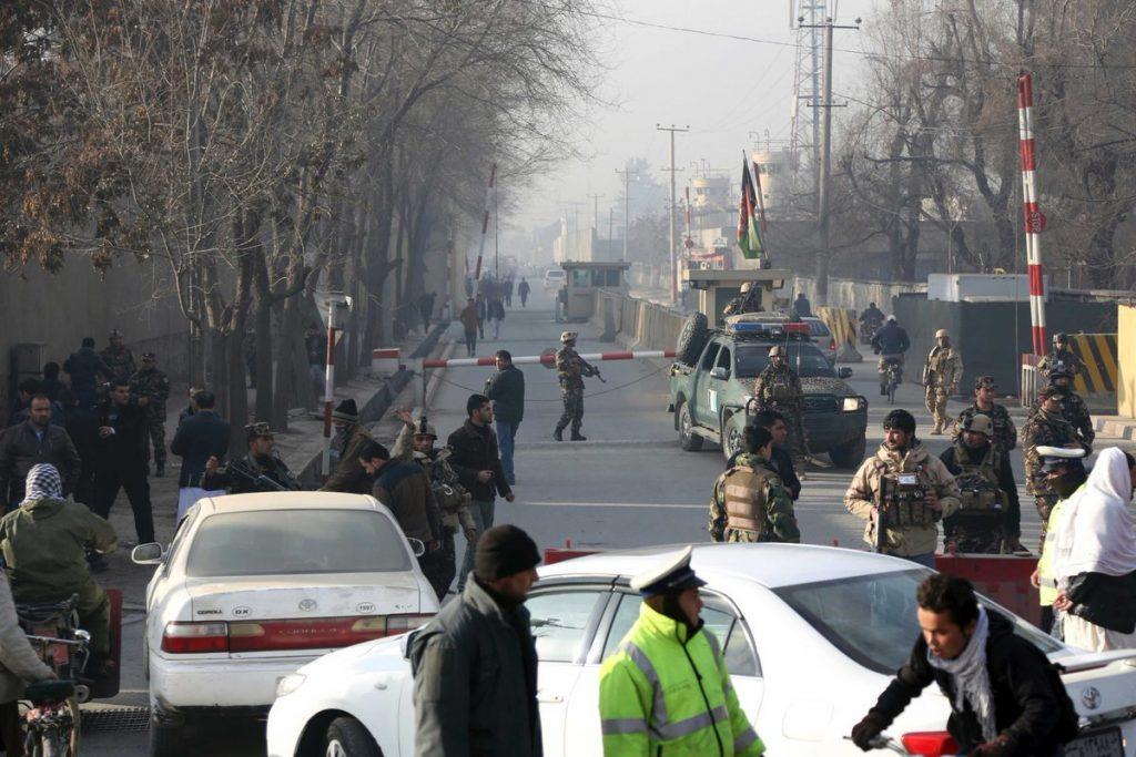 Terzo attacco armato in otto giorni a Kabul, 9 vittime all'Accademia Militare
