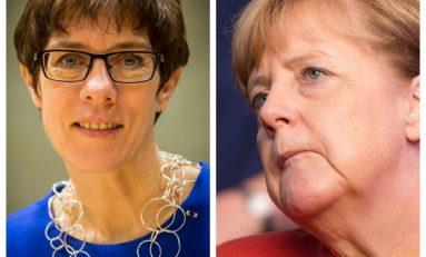 Germania, il dopo Merkel si chiama AKK: Annegret Kramp-Karrenbauer