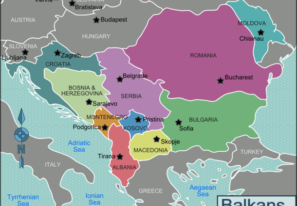 Balcani, l'Europa non è più un sogno: ingresso previsto per il 2025