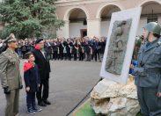 Esercito, a Bari inaugurato il monumento ai caduti in tempo di pace e guerra