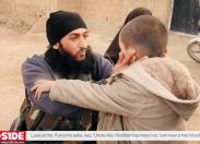 """""""Dai un bacio a mamma"""": il terrorista Isis saluta i figli in italiano"""