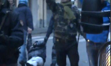 Pisa: violenze al corteo contro Matteo Salvini