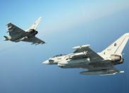 Aereo francese perde contatto radio: decollo immediato per due caccia