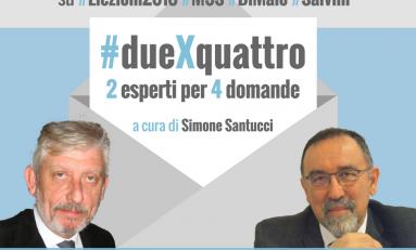 #dueperquattro. Il post-elezioni di Massimo Bordin e Ruggero Po