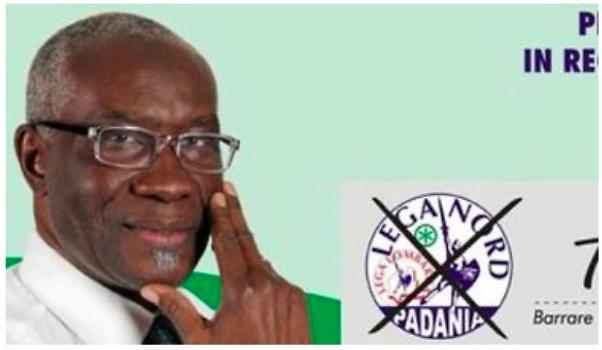 Il motivo per cui i votanti leghisti apprezzano il loro senatore Iwobi
