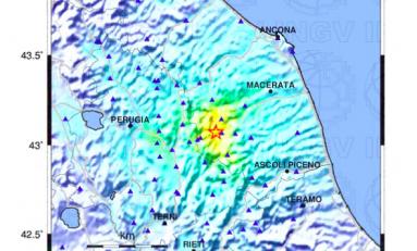 Terremoto, nuova scossa nella zona di Macerata: danni ad abitazioni