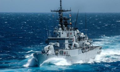 Marina Militare: la fregata Espero si unisce a operazione Sea Guardian