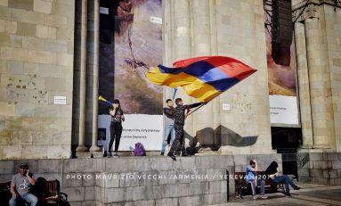 Armenia: una rivoluzione di velluto