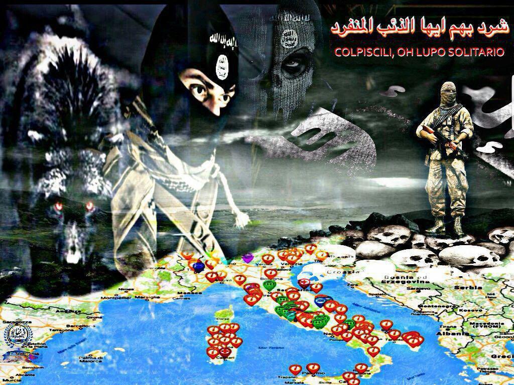 Operazione 'Ansar'. Minorenne inneggiava all'Isis in rete e adescava proseliti