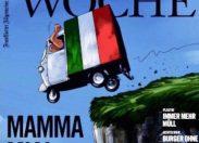 """Guerra dalla Germania: """"L'Italia è la bimba più preoccupante d'Europa"""""""
