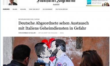 Governo Lega-M5s: per la Germania a rischio anche collaborazione servizi segreti