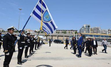 Grecia: riconoscimento alla motovedetta CP 265 della Guardia Costiera