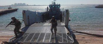 Terminato il 2°corso anfibio per il personale della Marina libica/FOTO