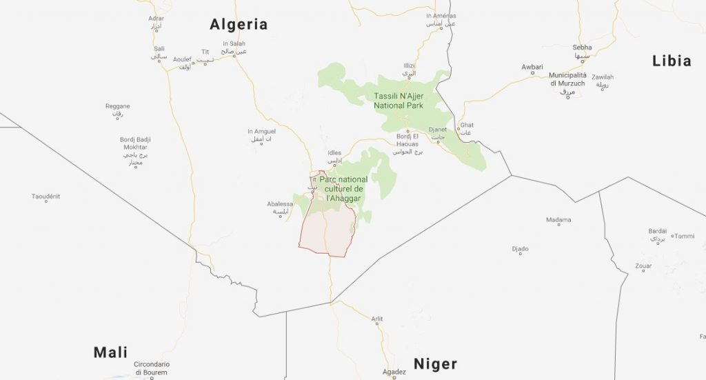 Algeria: mezzo milione di migranti diretti in Europa premono sulle frontiere