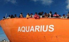 Migranti, il caso Aquarius e la sinistra che tenta di dare fuoco alle polveri
