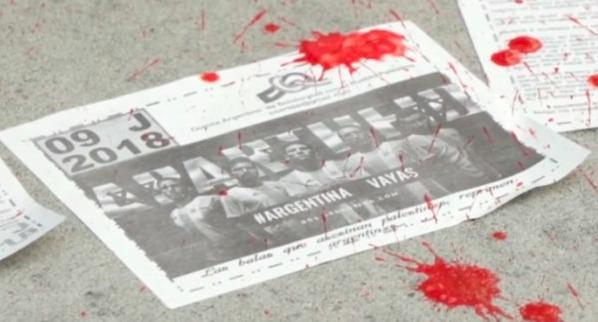 Medio Oriente, annullata partita Argentina-Israele dopo minacce dei palestinesi