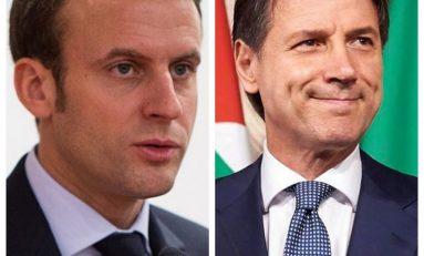 Italia-Francia. Macron ha perso e non lo accetta