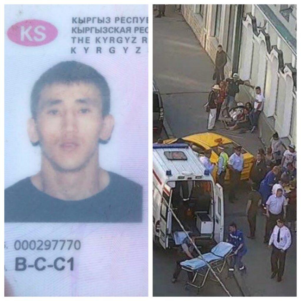 Russia, taxi investe pedoni: 8 feriti