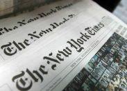 """Insulti dal New York Times: """"Governo italiano schifoso"""""""