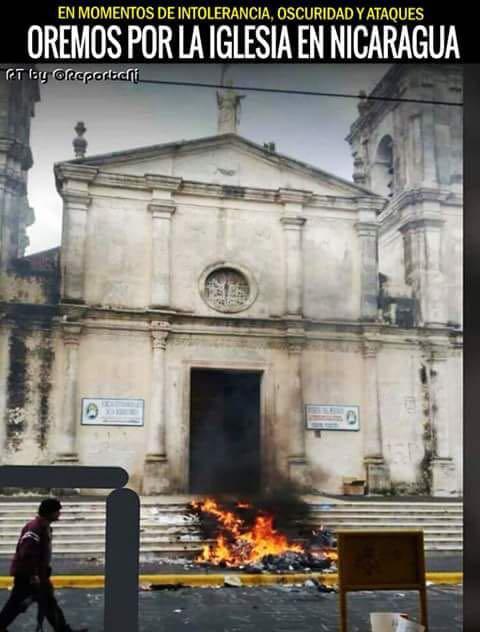 Nicaragua: la repressione colpisce la comunità cristiana