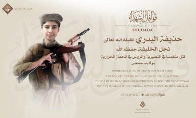 Isis: morto il figlio diciottenne di Abu Bakr al Baghdadi