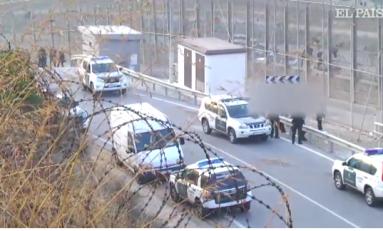 La Spagna rispedisce in Marocco i migranti che hanno assaltato la frontiera