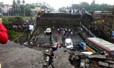 India, crolla un ponte a Calcutta: nessun morto e diversi feriti