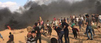 Medio Oriente: leader di Hamas annuncia l'inizio della terza intifada