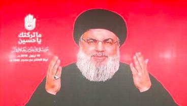 Siria: Hezbollah soffia sul fuoco delle tensioni tra Israele e Russia