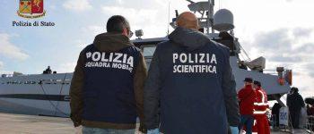 """Diciotti, sindacato polizia: """"Agenti costretti a pagare accertamenti tubercolosi"""""""