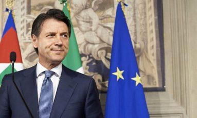 """Conte al direttore di Repubblica: """"Perché non vieni a Palazzo Chigi?"""""""