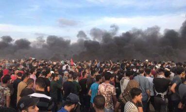 Medio Oriente: fuoco e fiamme, come ogni venerdì