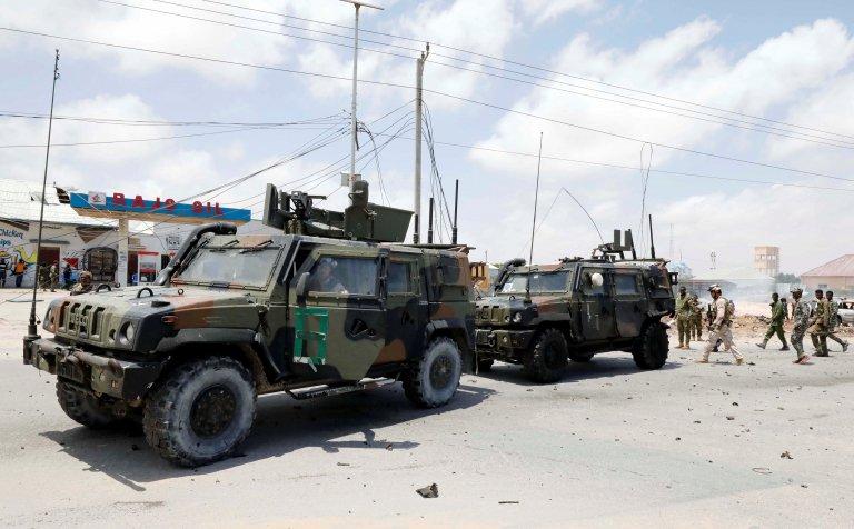 Somalia: autobomba contro convoglio militare italiano