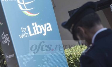 Libia, al via conferenza Palermo: Haftar non è ancora in Italia