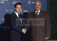 Libia: Haftar a Roma lancia la marcia su Tripoli