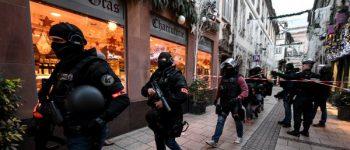 Strasburgo: braccato il killer in fuga dopo la strage