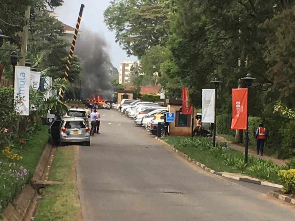 Terrorismo, commando assalta hotel a Nairobi