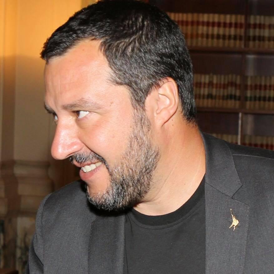 Gli attacchi a Salvini anche sul calcio…